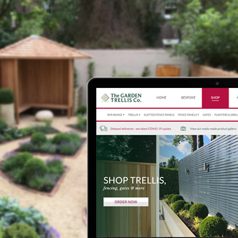 Featured image for Garden Trellis Company