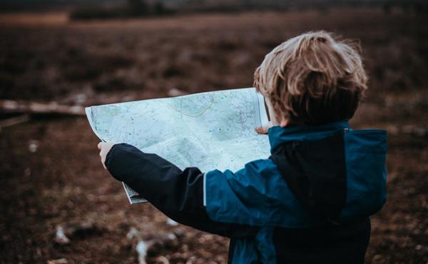 No navigation