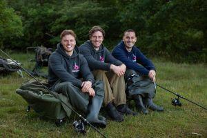 Daniel, Harry, and Kane Hughes, Dangler founders