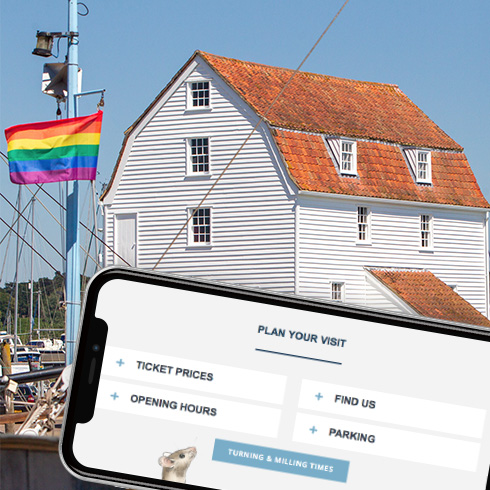 Featured image for Woodbridge Tide Mill Museum